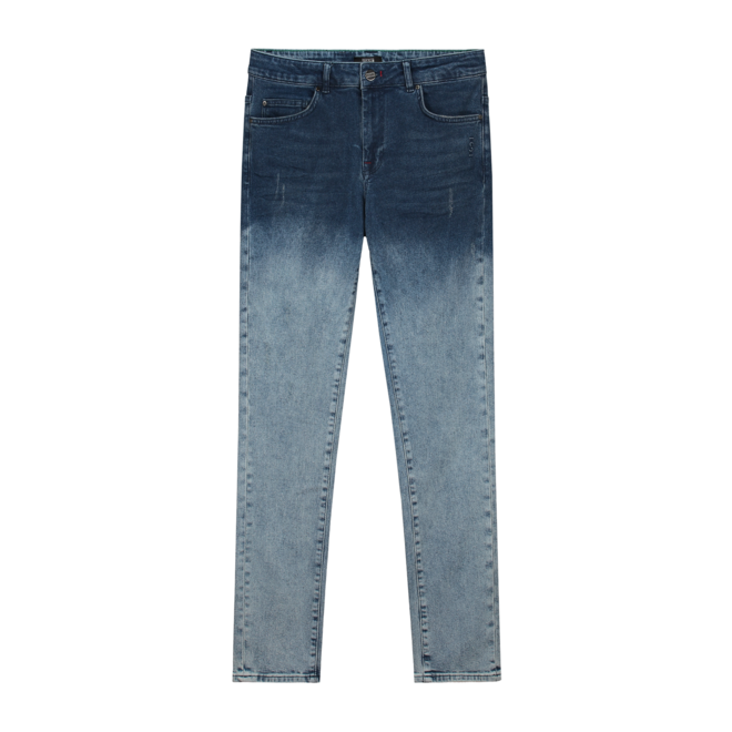 LEGACY DEGRADE WASH MID BLUE S 2-376 2104 MID BLUE