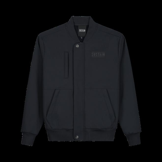 SOFTSHELL BOMBER JACKET S 4-352 2104 DRESS BLU