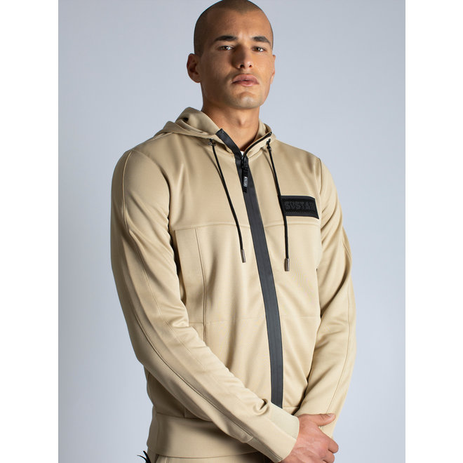 HOODED TRACK JACKET S 4-353 2104 INTENCE