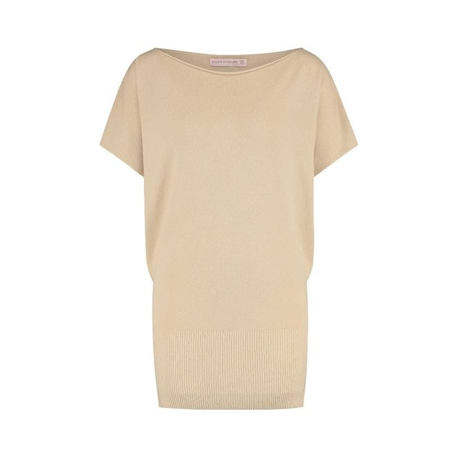 SUMMER BATWING PULLOVER 05807 SAND