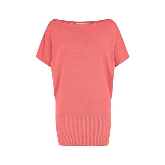 SUMMER BATWING PULLOVER 05807 CORAL