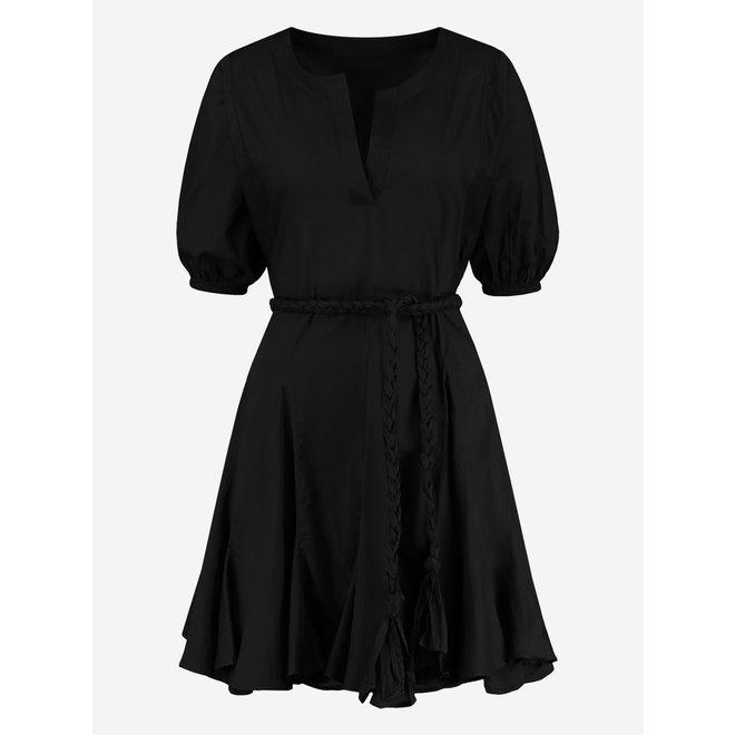 RUYA DRESS N 5-070 2104 BLACK