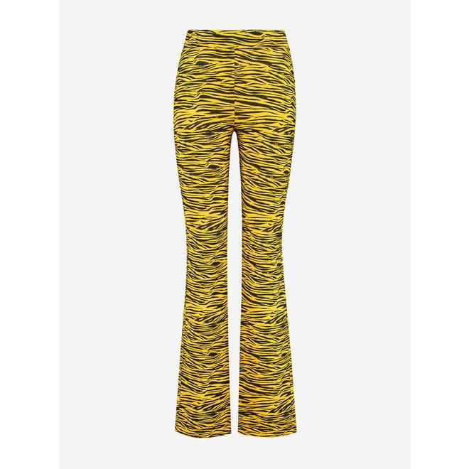 TIGER FLARED PANTS N 2-074 2104 BAMBOO