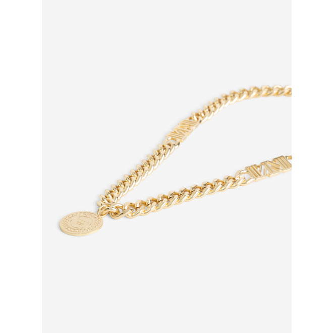 LYLA NECKLACE N 9-055 2104 GOLD