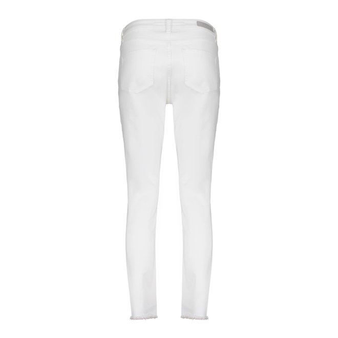 PANTS WITH BUTTON CLOSURE 11325-44 WHITE 2104