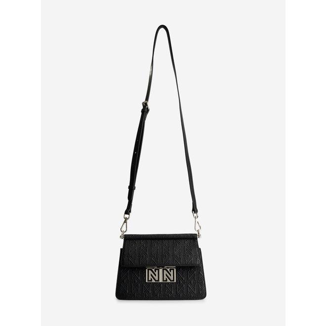 LEYA BAG N 9-032 2104 BLACK/SILVER