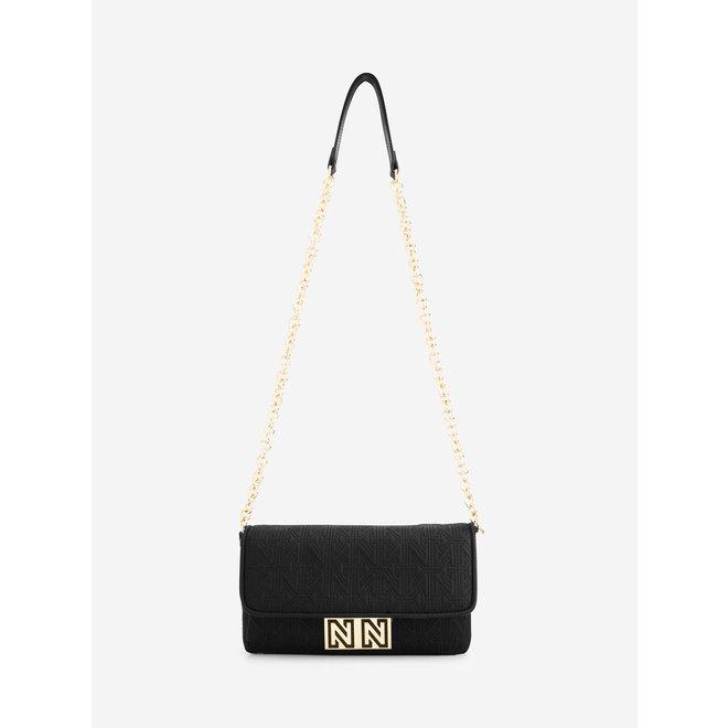 LINCY BAG N 9-041 2104 BLACK/GOLD