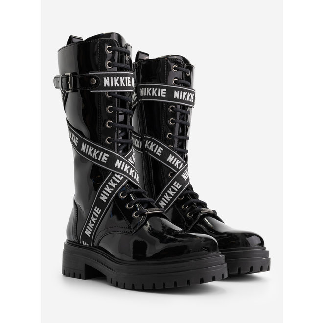 POSY BOOTS N 9-208 2105 BLACK