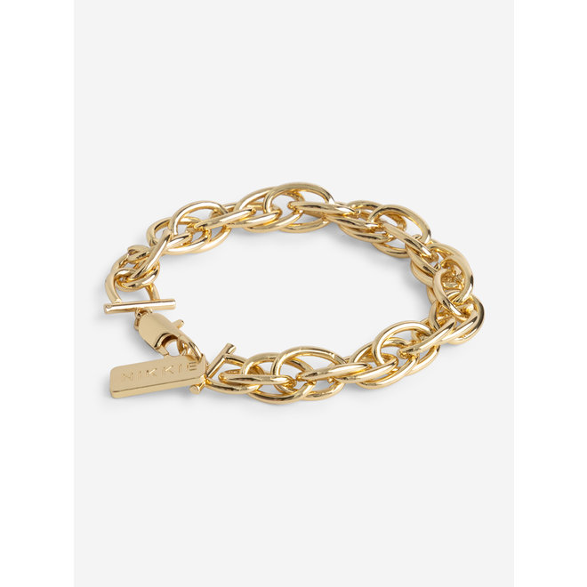 LUNE BRACELET N 9-058 2104 GOLD