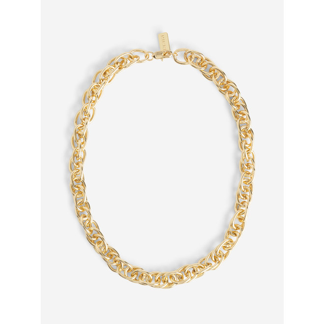 LUNE NECKLACE N 9-057 2104 GOLD