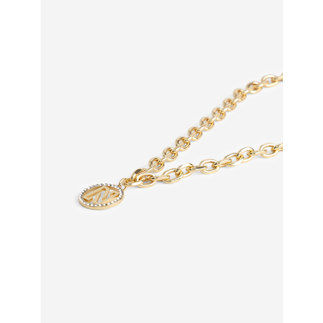 PIXIE NECKLACE N 9-223 2105 GOLD/SILVER
