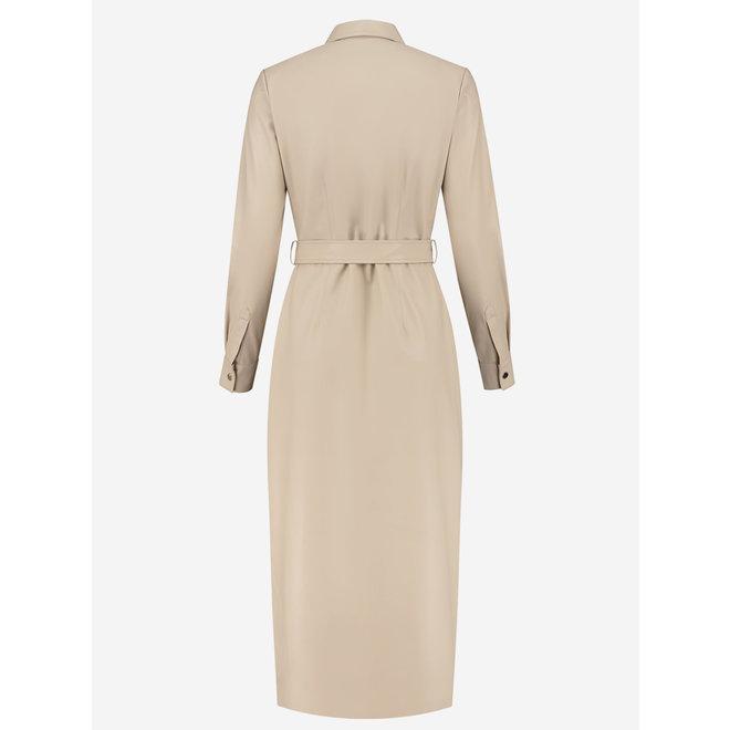 MACE SHIRT DRESS FH 5-292 2105 PASTRY