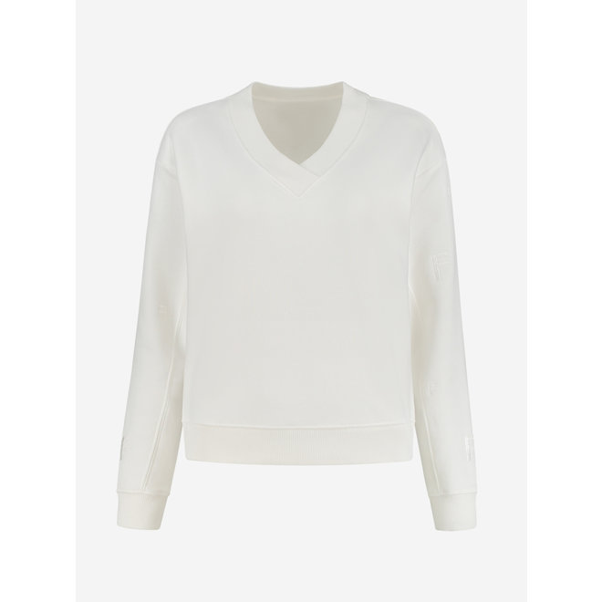 EMMI SWEATER FH 8-274 2105 OFF WHITE