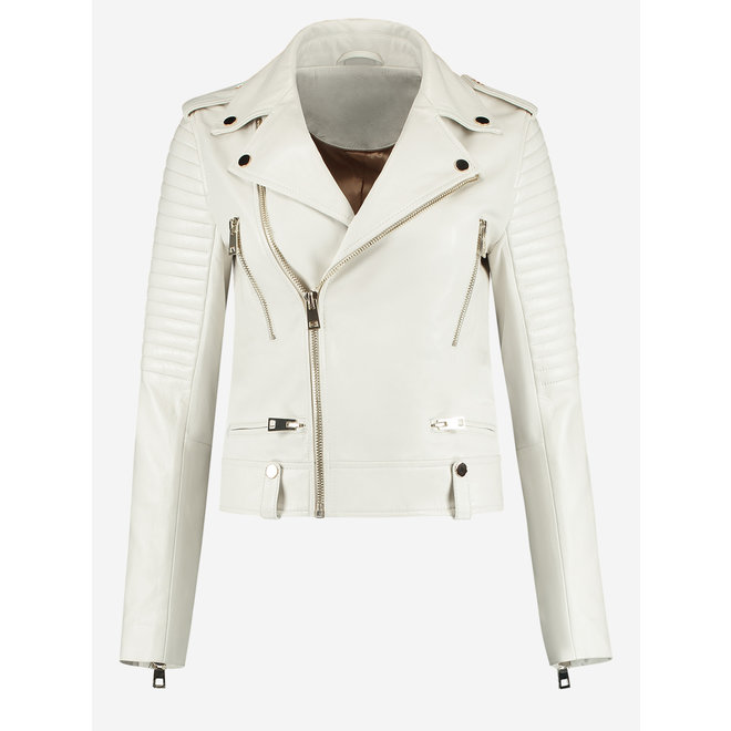 MUST JACKET FH 4-109 OFF WHITE