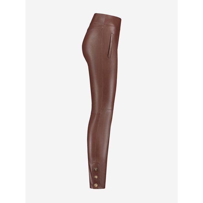 NOVA PANTS N 2-348 DARK BROWN