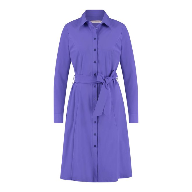 MINDY DRESS 06167 MAUVE