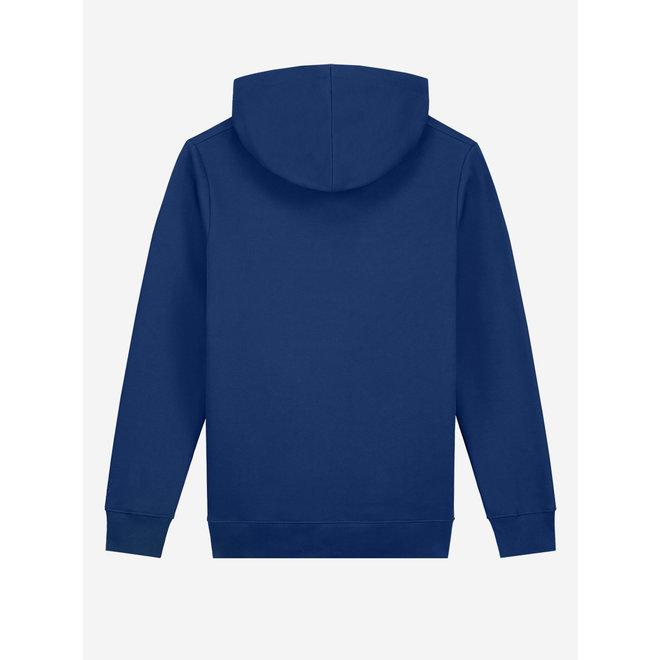 LOGO REGULAR HOODIE S 8-402 2105 ESTATE BLUE