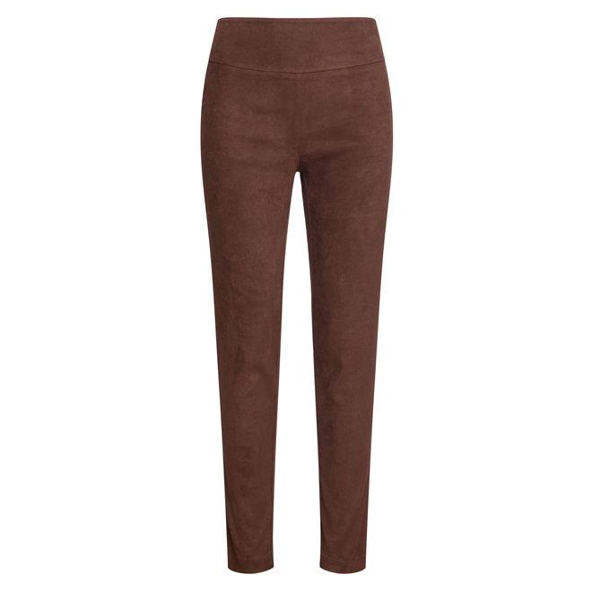 PANTS 21655 BROWN