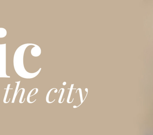 11. CHIC IN THE CITY