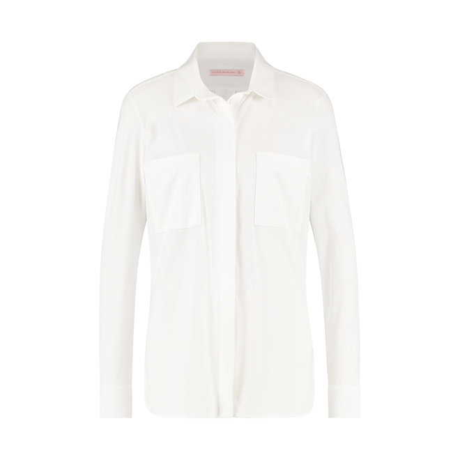 CAPRICE BLOUSE 06371 OFFWHITE