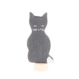 Grimm's Grimm's Decorative Figure Black Cat