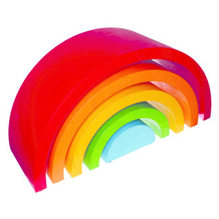 Grimm's Grimm's Giant Rainbow, 5 pieces