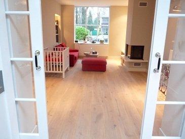 3 verdiepingen woonhuis in Driebergen voorzien van eiken houten vloeren (4)
