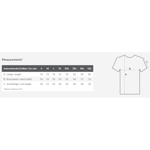 Bedrukte heren T-shirt met eigen ontwerp
