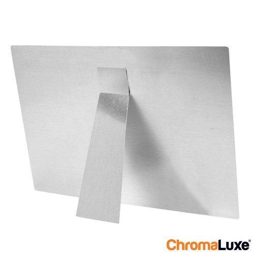 Aluminium fotopaneel bedrukt met foto en tekst 15 x 20