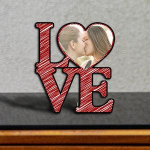 Fotopaneel LOVE 17,5 x 20 cm