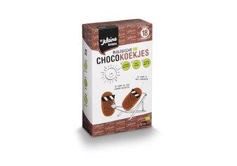 Biologische Chocokoekjes