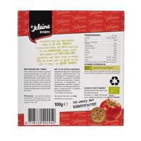 Mini crackers tomaat