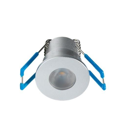 LED Spots 6 st. incl. afstandbediening en transformator