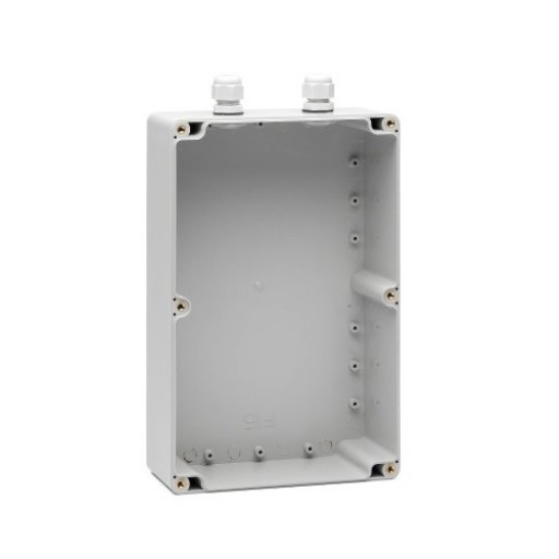Wandbox voor LED systeem
