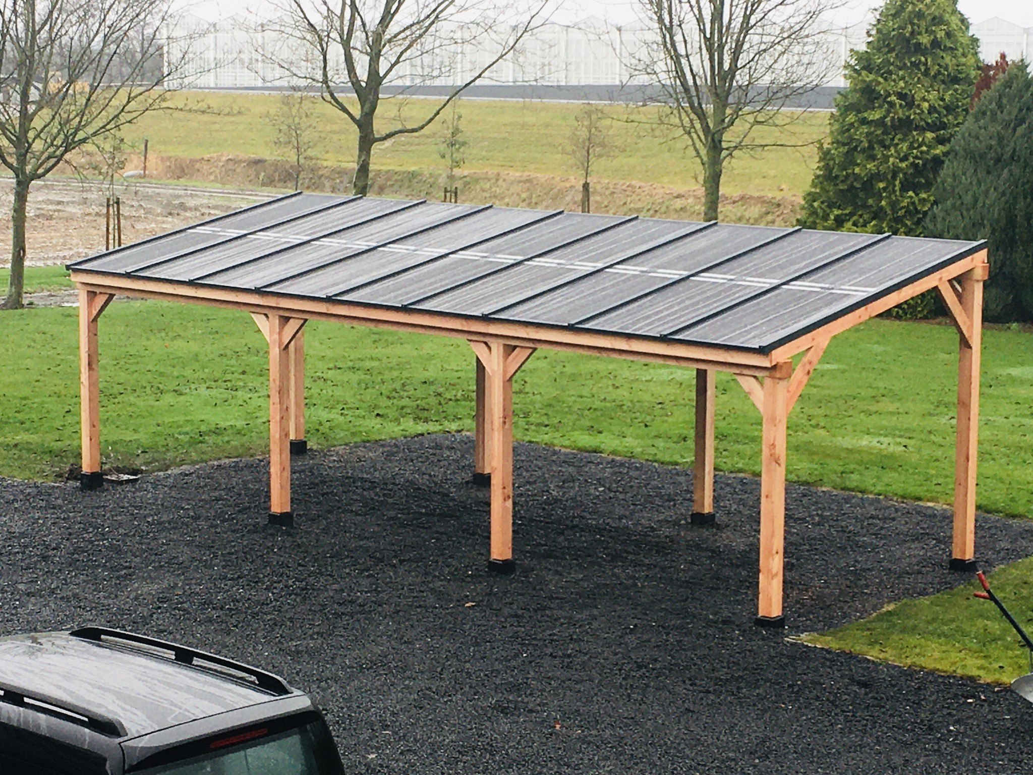 Solar Veranda vrijstaand