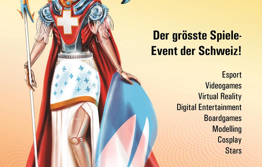 Game Show Zurich 2019