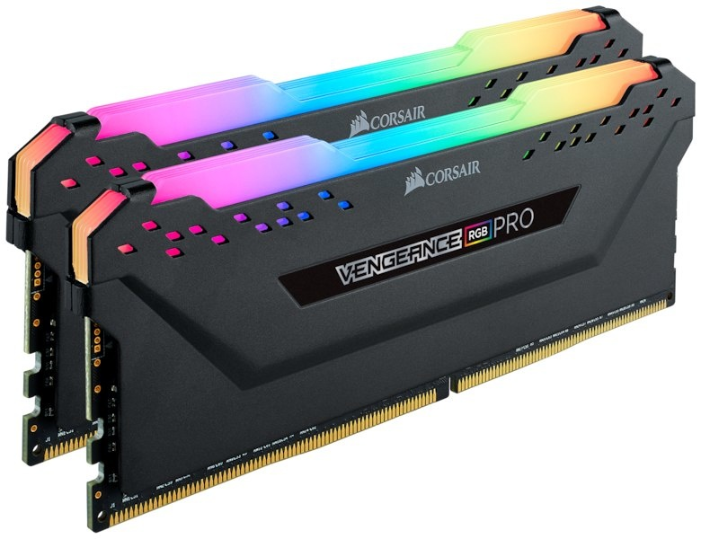 Corsair Vengeance RGB PRO Black DDR4-RAM 3000 MHz 2x 8 GB
