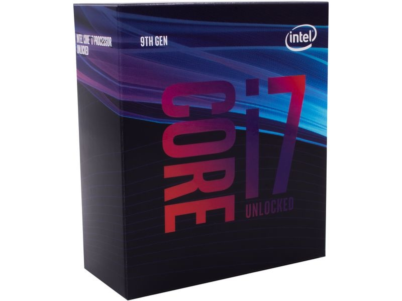 Intel CPU Core i7-9700K