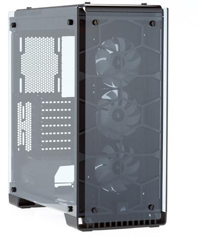 Corsair PC-Gehäuse Crystal 570X RGB