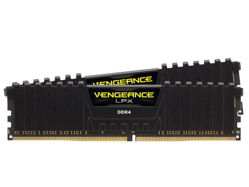 Corsair Vengeance Black DDR4-RAM 3000 MHz 2x 8 GB