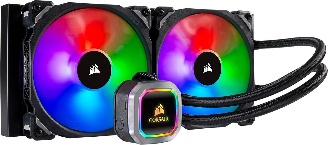 Corsair Wasserkühlung H115i RGB Platinum 280mm