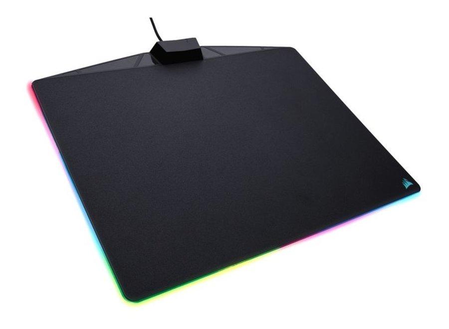 Corsair Gaming-Mausmatte MM800 RGB Polaris Schwarz