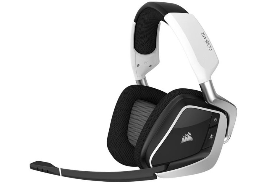 Corsair Headset VOID PRO RGB Wireless White