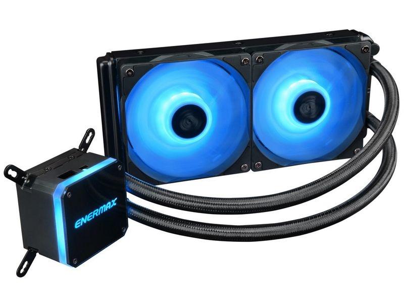 Enermax Wasserkühlung LIQMAX III RGB 240