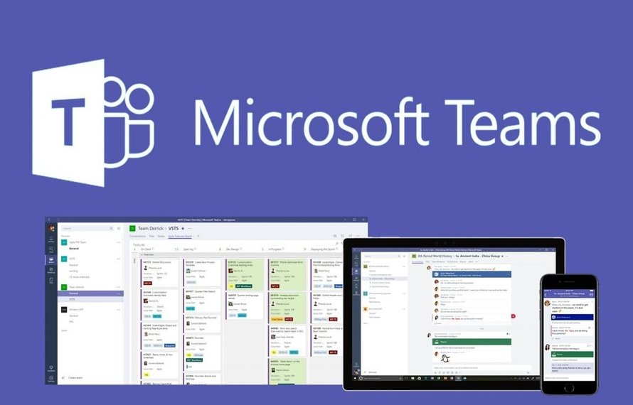 Microsoft Teams auch für KMU jeder Grösse interesant