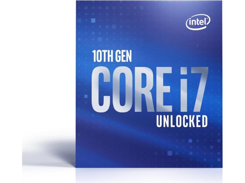 Intel CPU Core i7-10700K