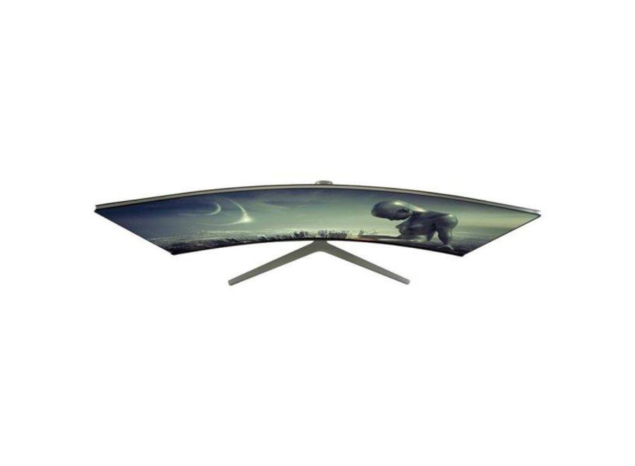 """LC-Power Monitor M34-UWQHD-100-C  - 34""""-Display mit 3440 x 1440 Auflösung (UWQHD) und 21:9-UltraWide-Breitbild Anschlüsse: 1x HDMI / 1x DisplayPort / 1x DVI / 1x Audio out (3,5mm-Klinke) Tiefe: 68 mmBreite: 613 mm Abmessungen: 815 mm (B) x 364 mm (H) x 95"""