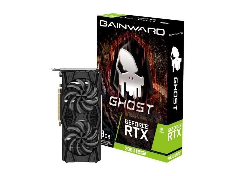 Gainward Grafikkarte GeForce RTX 2060 Super Ghost 8GB