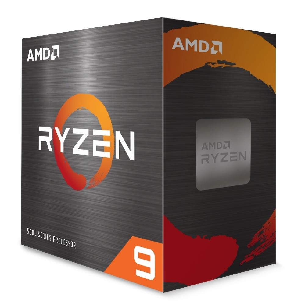 AMD CPU Ryzen 9 5950X 3.4 GHz