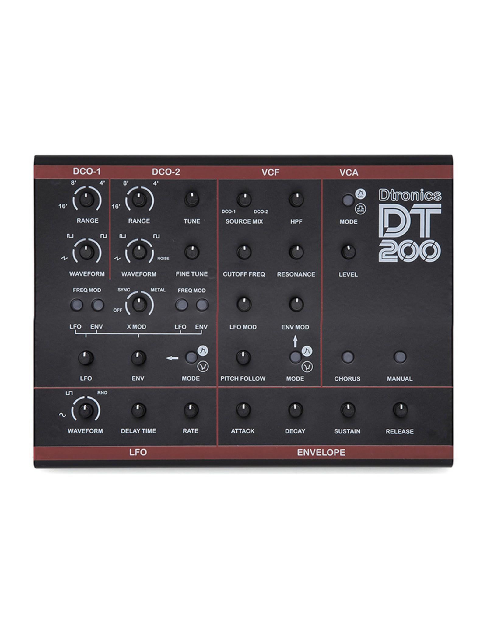 Dtronics Dtronics DT-200
